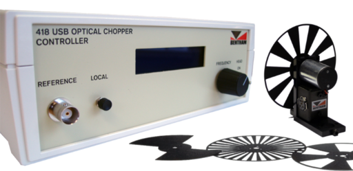 418F Optical Chopper