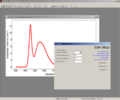 BenWin+ Windows compatible spectral acquisition software package