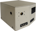 ISR300 integrated monochromator with triple grating turret
