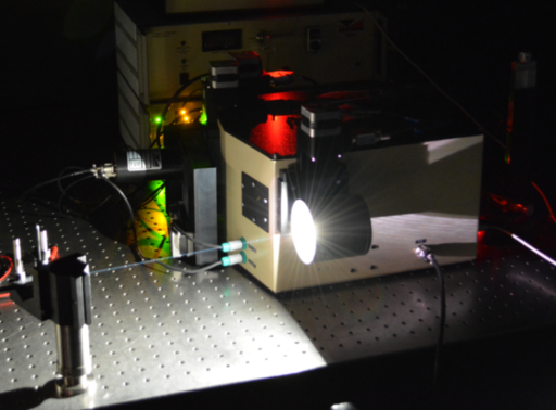 Supercontinuum Characterisation System